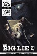 Nancy Drew Hardy Boys #4 Cvr A Dalton