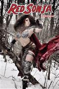Red Sonja #6 Cvr D Cosplay