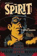 Will Eisner Spirit Corpse Makers #5 (of 5) Cvr A Francavilla