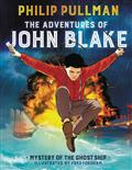 Adv of John Blake HC GN Vol 01 Mystery of Ghost Ship (C: 1-1