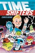 Time Shifters GN Vol 01 (C: 0-1-0)