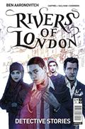 Rivers of London Detective Stories #1 (of 4) Cvr A Chater *Special Discount*