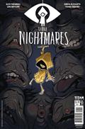 Little Nightmares #2 (of 4) Cvr A Alexovich