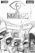 Little Nightmares #2 (of 4) Cvr C Santana