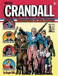 Reed Crandall Illustrator of Comics HC (C: 0-0-1)
