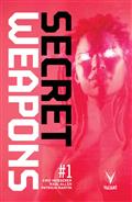 Secret Weapons #1 Cvr A Allen *Special Discount*