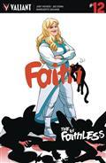 Faith (Ongoing) #12 Cvr A Kano