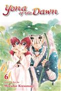 Yona of The Dawn GN Vol 06 (C: 1-0-1)
