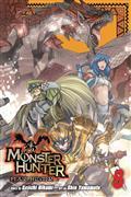 Monster Hunter Flash Hunter GN Vol 08 (C: 1-0-1)