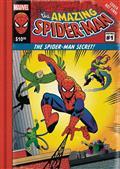 AMAZING-SPIDER-MAN-SPIDER-MAN-SECRET-HC-(C-1-1-0)