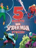 5-MINUTE-SPIDER-MAN-STORIES-HC-(C-1-1-0)
