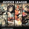 Justice League Classic 2018 Wall Calendar (C: 1-1-0)