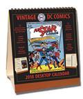 Vintage DC Comics 2018 Desktop Calendar (C: 0-1-0)