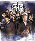 Doctor Who Special Ed 2018 Wall Calendar (C: 1-1-0)