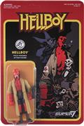 Reaction Hellboy Hellboy Action Figure Wave 1 (Net) (C: 1-1-