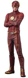 Flash Tv Series Flash Artfx+ Statue (C: 1-1-2)