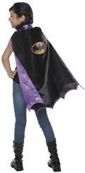 DC Heroes Batgirl Costume Youth Cape (C: 1-0-2)