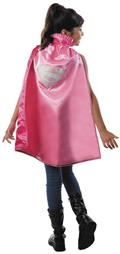 DC Heroes Supergirl Pink Costume Youth Cape (C: 1-0-2)