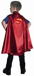 DC Heroes Superman Costume Youth Cape (C: 1-0-2)