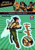 DC Bombshells Hawkgirl PX Vinyl Decal (C: 1-1-1)