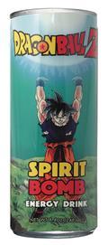 Dragon Ball Z Spirit Bomb Energy Drink 24Ct Case (C: 1-1-1)