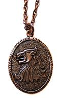 Game of Thrones Cersei Lannister Necklace (C: 0-1-2)