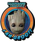 Gotg 2 Baby Groot Smile Chunky Magnet (C: 1-1-0)