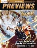 Previews #357 June 2018 * Includes A Free Image Plus