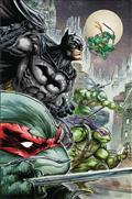 Batman TMNT Deluxe Edition HC