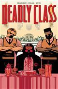 Deadly Class #35 Cvr A Craig (MR)