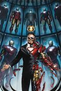Tony Stark Iron Man #1 Granov Var