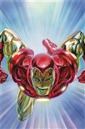 Tony Stark Iron Man #1 Ross Var