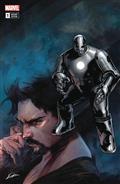 Tony Stark Iron Man #1 Original Armor Var