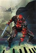 Deadpool #1 Liefeld Var