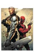 Deadpool #1 Opena Var