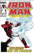 True Believers Ant-Man Presents Iron Man Ghost Machine #1