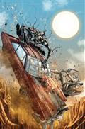 Old Man Hawkeye #6 (of 12)