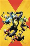 New Mutants Dead Souls #4 (of 6)