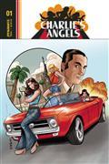Charlies Angels #1 Cvr B Eisma