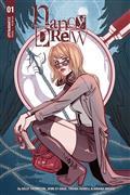 Nancy Drew #1 Cvr B Sauvage