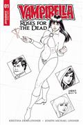 Vampirella Roses For Dead #1 (of 5) Cvr F 40 Copy Incv Linsn