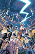 Mighty Morphin Power Rangers Anniversary Special #1 (C: 1-0-