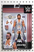 WWE #18 Riches Action Figure Var