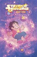 Steven Universe Ongoing TP Vol 01 Warp Tour (C: 1-0-0)
