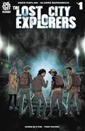 Lost City Explorers #1 Cvr A  La Torre & Maiolo