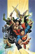 DF Justice League #1 Sgn Snyder (C: 0-1-2)