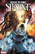 DF Dr Strange #1 Sgn Waid (C: 0-1-2)