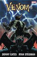 DF Venom #1 Sgn Cates (C: 0-1-2)