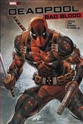DF Deadpool Special Missions #1 Sgn Bunn (C: 0-1-2)