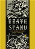 Ec Jack Davis Harvey Kurtzman Death Stand HC (C: 0-1-2)